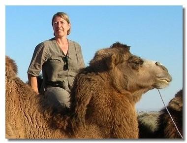 Danièle Bonneton, vend des voyages très ciblés sous la marque « Aurige » vendue dans l'agence Philéas Frog
