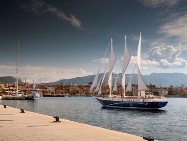 DIV Cruises est une compagnie croate, spécialiste de l'Adriatique et de l'Europe du Sud, qui construit elle-même ses bateaux - DR : Croisieres.fr