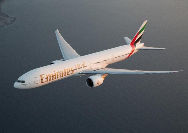 La compagnie a transporté 58,6 millions de passagers un chiffre quasi stable (+0,2%) - DR Emirates