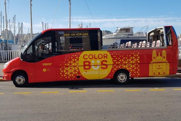 Colorbüs ouvre une deuxième ligne de bus à Marseille - Photo CE