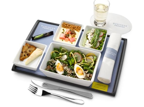 Des menus végétariens créés par le chef étoilé Raymond Blanc  - DR