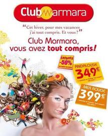 Marmara lance une nouvelle campagne pub pour ses clubs