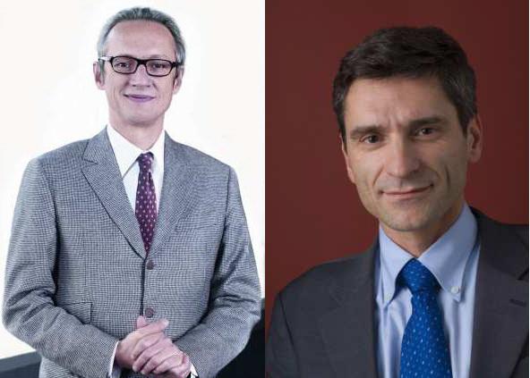 David Azéma et Alain Picard