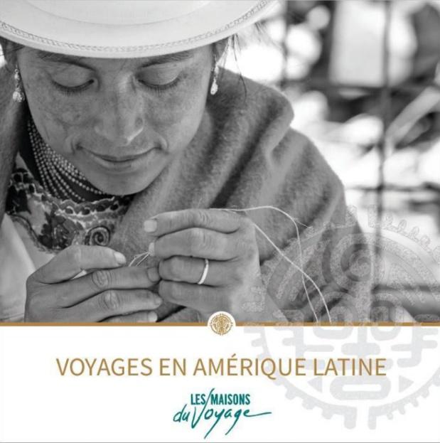 """Les Maisons du Voyage : sortie du catalogue """"Voyages en Amérique Latine 2019/2020"""""""