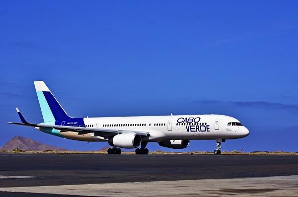 L'appareil dispose de 12 sièges en cabine premium et 180 sièges en classe économique - DR : Cabo Verde Airlines