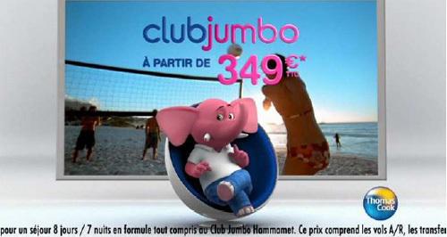 Les ventes Eté 2012 des Clubs Jumbo sont ouvertes depuis la semaine dernière. Photo DR