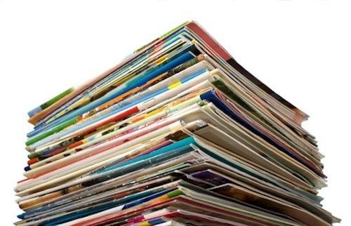 """""""Le nombre de brochures obsolètes qui est in fine passé au pilon est conséquent. Ceci est coûteux en impression, diffusion, reprise, sans compter l'aspect environnemental."""""""