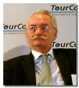 Bernard Didelot, nouveau président de l'APS