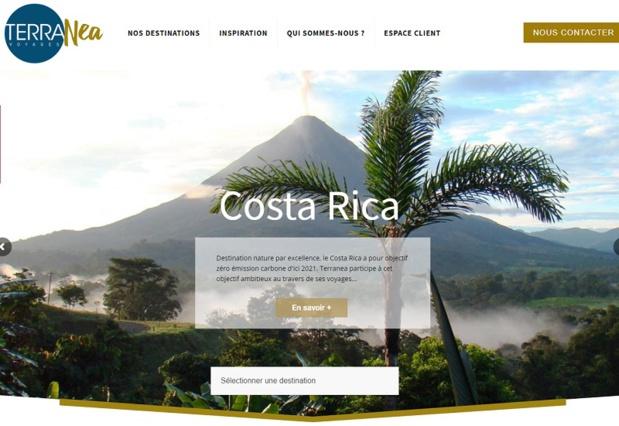 Le credo de TerraNea : les voyageurs long-courrier tournés vers le tourisme éco-responsable - DR : Capture d'écran TerraNea