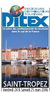 Saint Tropez : le DITEX ouvre ses portes vendredi