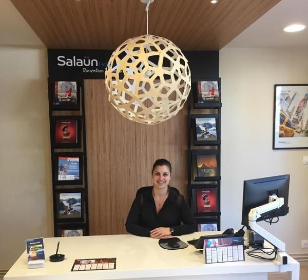 Le groupe Salaün ouvre une agence de voyages à Perros- Guirec - DR