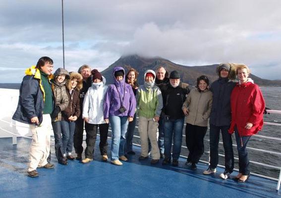 Patagonie : 10 agents de voyages en éductour au Cap Horn