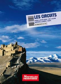 La brochure Circuits de cet hiver n'est pas une brochure de crise : elle présente 240 itinéraires différents dont 20% ont été renouvelés.