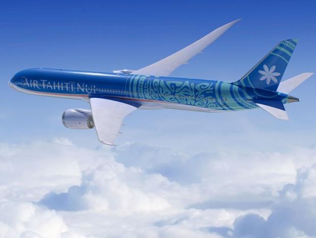 A partir de septembre prochain, la totalité des vols sur notre réseau sera assurée en Tahitian Dreamliner, y compris vers la Nouvelle-Zélande et le Japon - DR : ATN