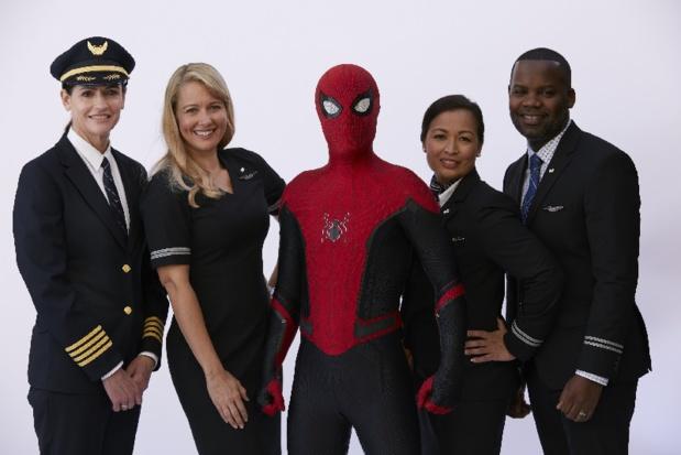 United a conclu un partenariat avec Sony Pictures pour la sortie du nouveau Spider-Man - DR