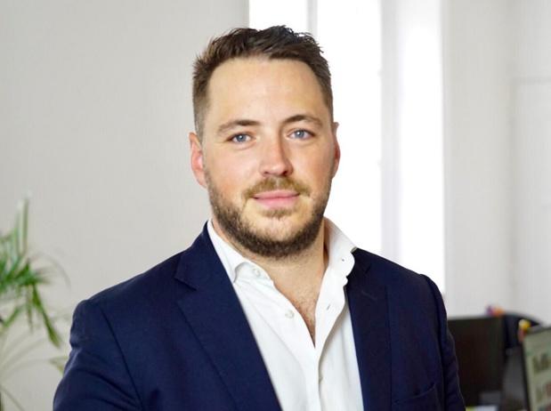 Hubert Bigeard a rejoint Mondial Change au poste de directeur commercial, le 2 mai 2019 - DR : H.B.