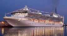 Incendie à bord du Star Princess : 1 mort et 11 blessés
