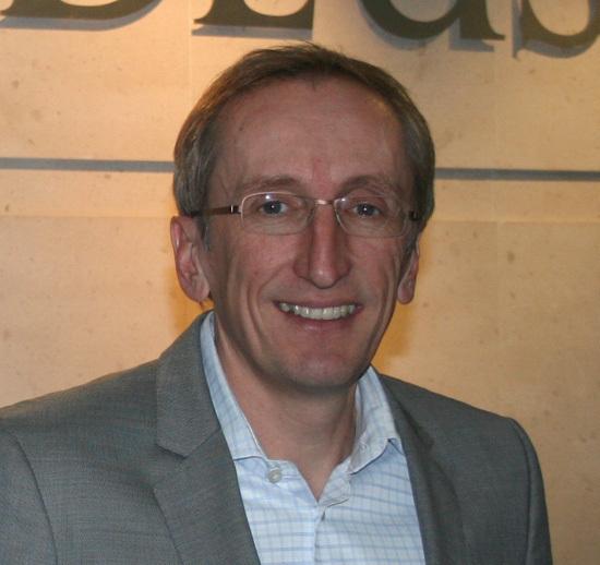 Thomas Drexler nouveau Director of Rail.