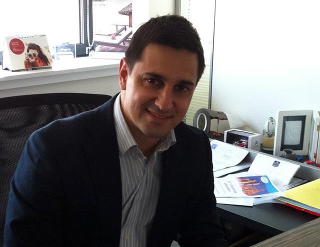 Kuoni : Patrice Arezina nommé Directeur des Ventes Indirectes