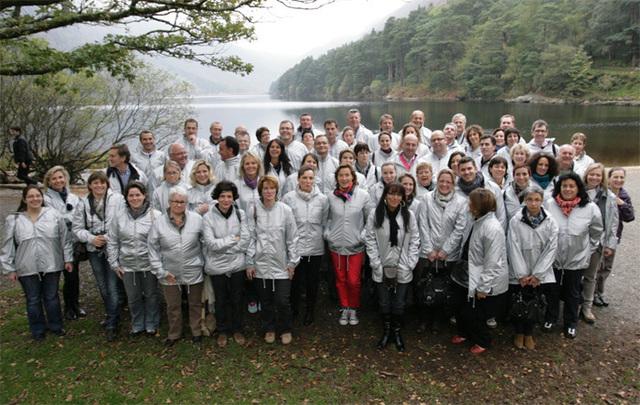 National Tours  a organisé sa convention du 13 au 16 octobre 2011, en partenariat avec l'office de tourisme de Dublin. Elle a réuni 80 participants - Photo DR