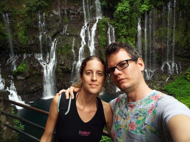 Amandine Deslangles et Clément Pilchen, fondateurs de l'agence de voyage en ligne Echappée Australe. – DR Echappée Australe
