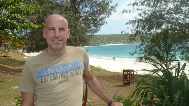 """""""Par opposition aux Maldives, aux Seychelles et à Maurice qui ne sont que des destinations plage, il y a une autre dimension culturelle et naturelle en Nouvelle Calédonie (...) qui permet de cibler des niches telles les Bird watchers, les randonneurs, les plongeurs et les golfeurs"""" - DR : JDL"""