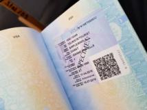Sticker e-Visa Madagascar - @Twitter