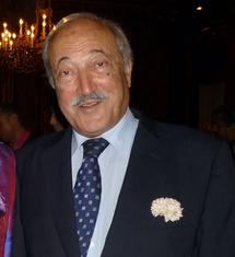 Mohamed Belajouza, Président de la Fédération Tunisienne de l'Hôtellerie lors d'une soiré tunisienne organisée par l'ONT à Paris - DR : M.SANI