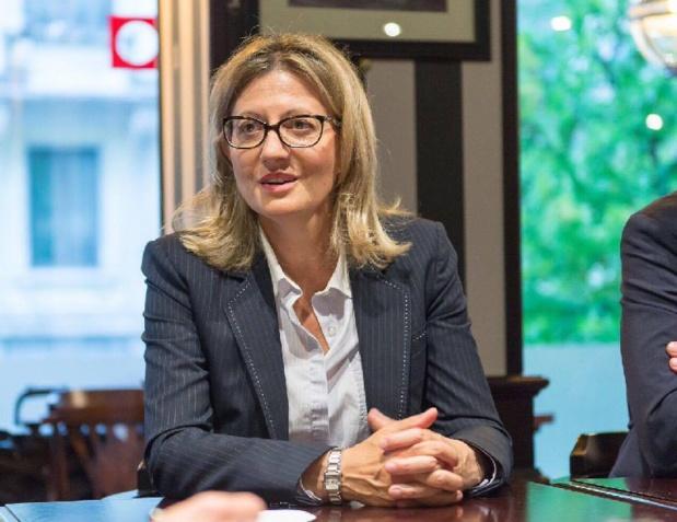Frédérique Lardet, députée de la Haute Savoie, en charge de la création du Comité filière tourisme (CFT). - DR Photo Facebook