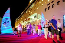 Croisière : le MSC Lirica met le cap sur les Emirats Arabes Unis
