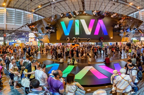 Viva Tech : cachez cette start-up que je ne saurais voir - Crédit photo : Compte Twitter @PublicisMediaFr