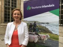 Monica Maclaverty, directrice Europe du Sud du Tourisme Irlandais - DR : OT Tourisme Irlandais