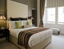 Une chambre au boutique hotel Fraser Suites Edimbourg - DR