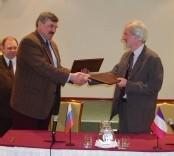 Coopération entre Les Houches et Krasnaya-Polyana (Russie)