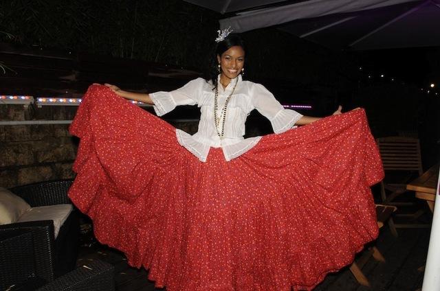 Le Panama a invité jeudi dernier près de 150 professionnels pour une soirée festive au rythme de la salsa du célèbre Camilo Azuquita y su melao