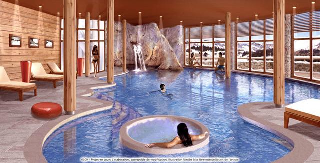 Le tout nouveau Spa de la résidence Pierre & Vacances l'Amara