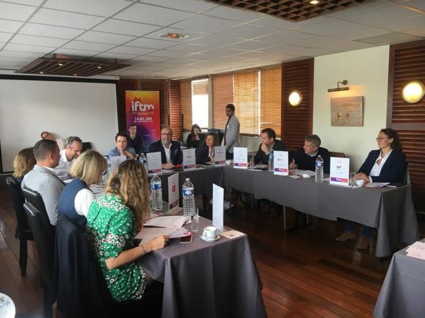Un jury de onze professionnels du tourisme a départagé les 33 candidats de l'édition 2019 de la Travel Agents Cup, ce lundi 27 mai 2019. - CL