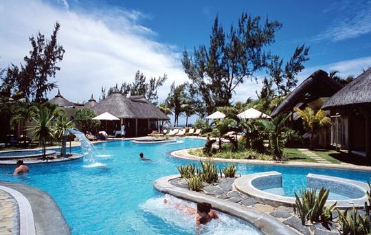 L'hôtel Indian Resort où sont relogés les clients de Marmara possède notamment un spa - DR