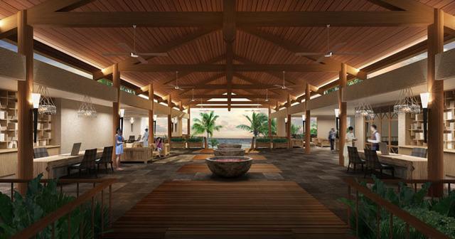 Les réservations sont d'ores et déjà possibles pour l'ouverture de l'hôtel prévue le 1er mars 2012 - DR