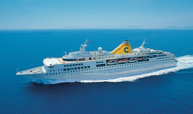 Le Costa Voyager est transféré de la flotte Iberocruceros, compagnie espagnole appartenant au groupe Costa Crociere S.p.A. - Photo DR
