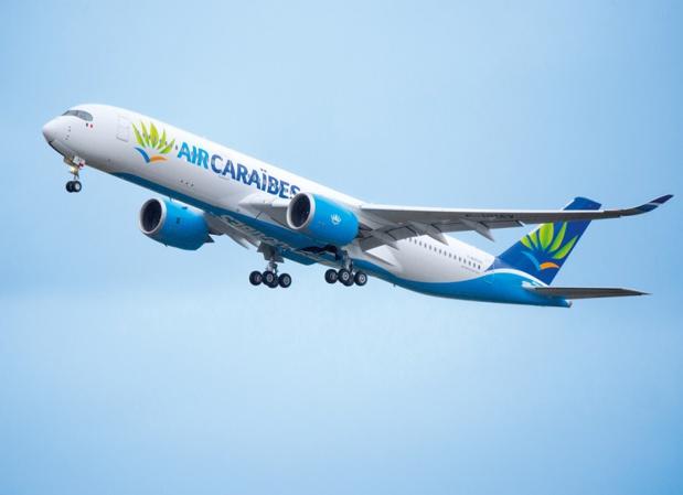 Air Caraïbes renforce sa liaisons vers Saint-Martin - DR