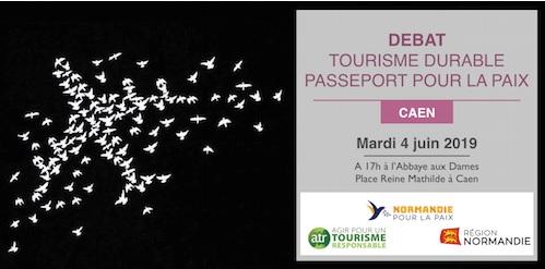 Le tourisme durable, un passeport pour la paix ? thème de la rencontre organisée par ATR - DR