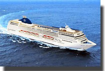 MSC Opera à Monaco : 51000 passagers pour la Principauté