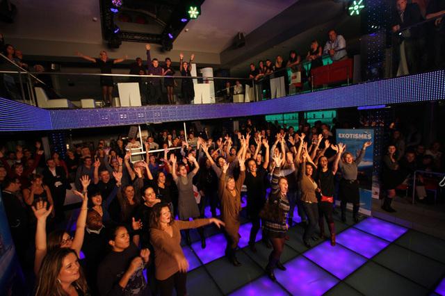 """Workshop : 400 agents réunis pour la """"Nuit Métisse"""" d'Exotismes"""