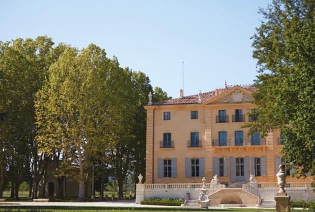 Château de Fonscolombe ©A.Schramm