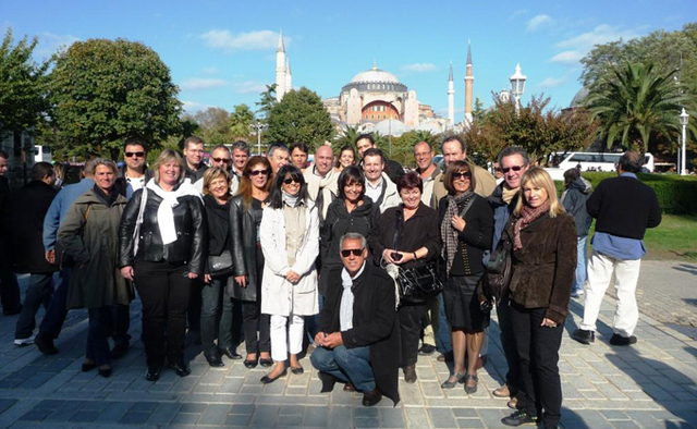 Aliso Voyages a choisi Istanbul pour sa convention annuelle