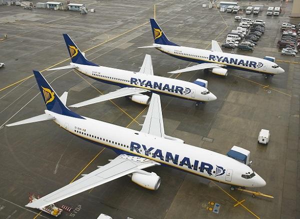 """Ryanair riposte au """"flygskam"""" en publiant ses émissions de CO2 - Crédit photo : Ryanair"""