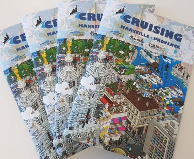 Le magazine Cruising Marseille Provence distribué à Marseille - DR