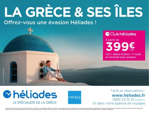 Une des affiches de la campagne lancée par Héliades - DR