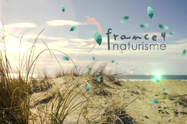 Le naturisme a le vent en poupe selon France 4 Naturisme - crédit photo : France 4 Naturisme